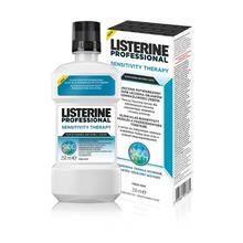 LISTERINE<sup>&reg;</sup> PROFESSIONAL SENSITIVITY THERAPY Płyn do płukania jamy ustnej